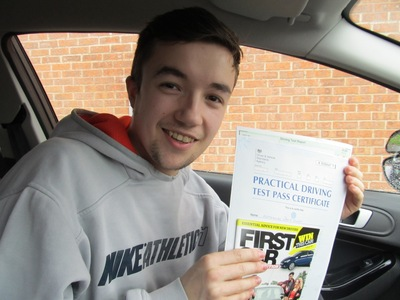 Garry will not let you down, I passed first time with 1 minor.